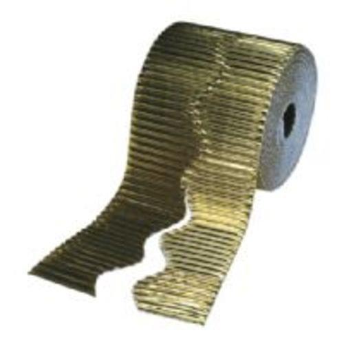 Metallic Bordette 57mm x 7.5mtrs. Gold 3784-0