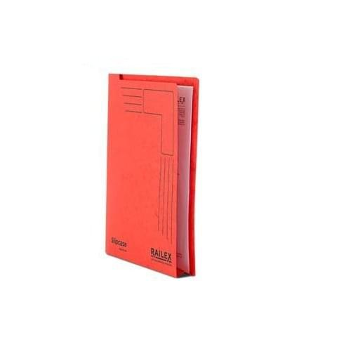 Railex Slipcases A4 Ruby