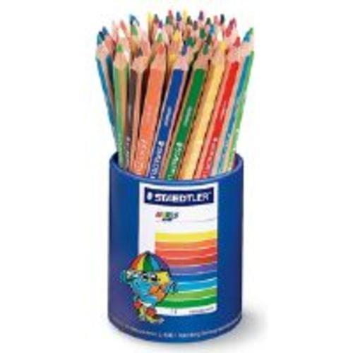 Stadetler Tri Plus Coloured Pencils Tub Of 48 Assorted