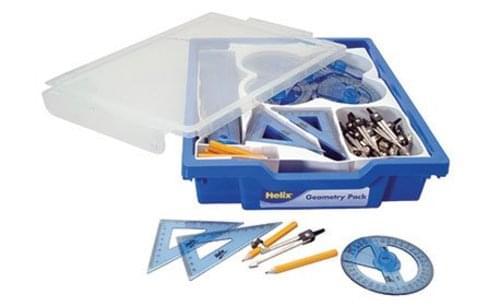 Helix Geometry Set Classpack For 30 Children