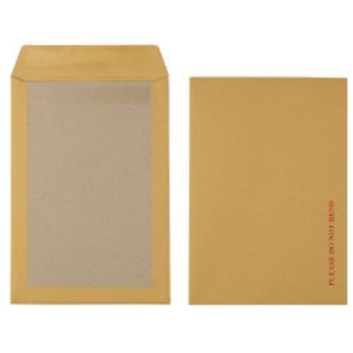 Initiative Board Backed Envelopes C4  324mm x 229mm 12 34