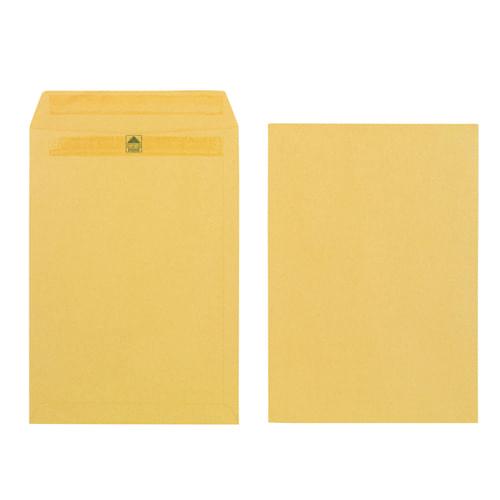 Heavyweight Manilla Envelopes C4 324mm x 229mm Self Seal Pack 250s