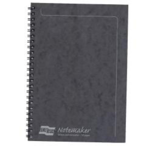 Europa Notemakers A5 Black Pack 10