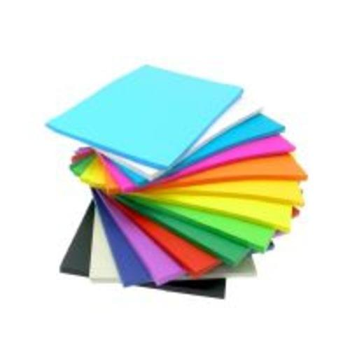 Vivid Lightwieght Card Pack A4 Assorted Pack 500s