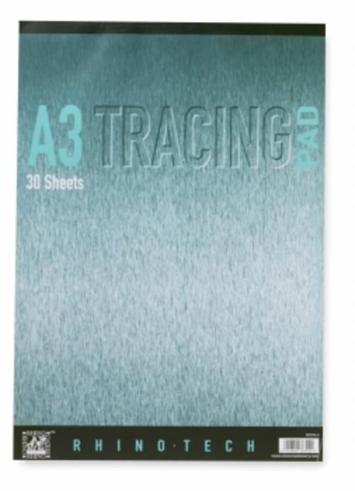 Tracing Paper Pad A3 63gsm 30 Sheets