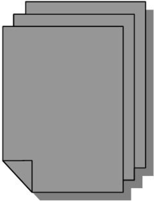 TR5 Vivid Board A4 Atlantic Grey Pack 100