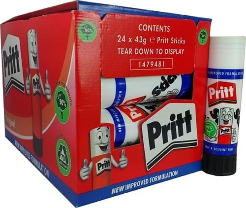 Pritt Sticks Large 43gsm