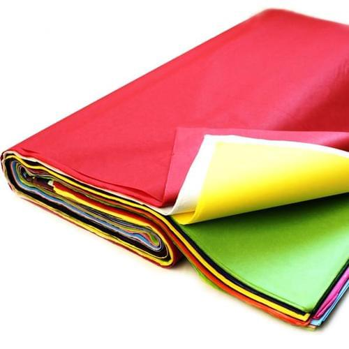 Tissue Paper 405 x 768mm Assorted Colours