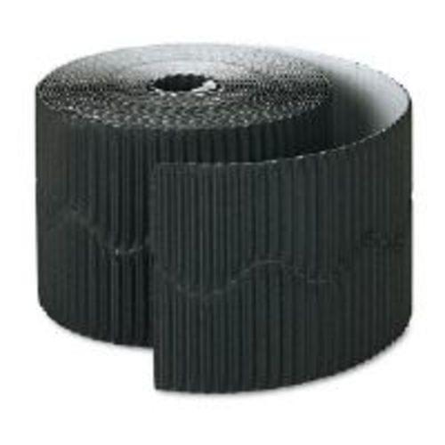 Bordette 57mm x 7.5mtrs. Black 3730-4