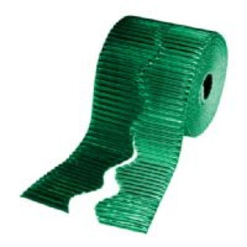 Metallic Bordette 57mm x 7.5mtrs. Green 3786-0