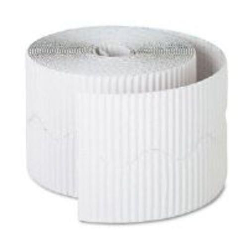 Bordette 57mm x 7.5mtrs. White 3701-4