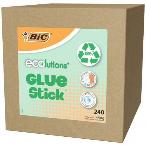 Bic Ecolutions Glue Sticks