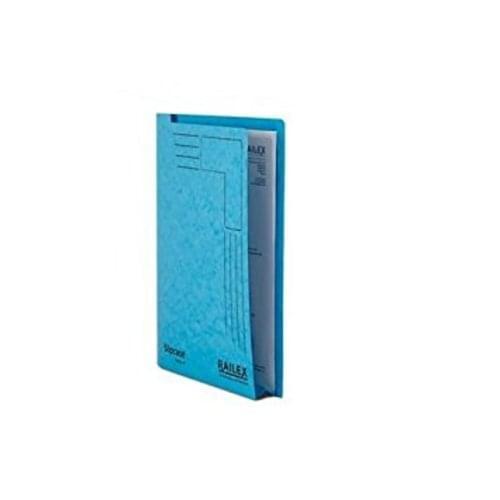 Railex Slipcases A4 Turquoise