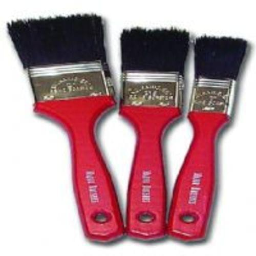 Varnish Brushes Assorted Pack 3s 326-3