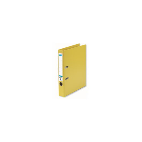 Pvc Mini Lever Arch Files A4 Yellow