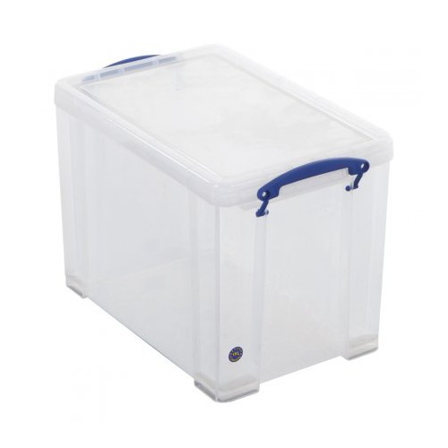 Really Useful Box 19 Litre + 10 Suspension Files