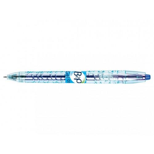 B2P Gel - Gel Ink Rollerball - Blue - Begreen - Medium Tip