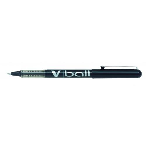 Pilot V-Ball Rollerball Pen 0.3mm Line Black