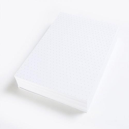 Maths Paper A4 10mm Dot Lattice Triangles Pack 100s 416-075-004