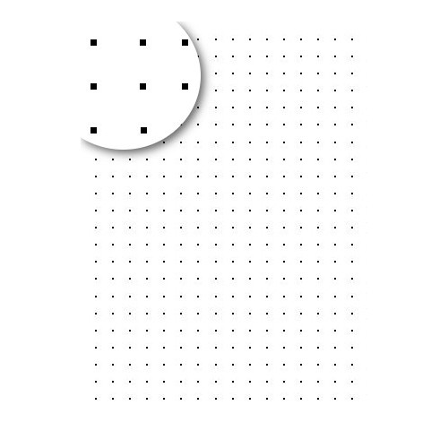 Maths Paper A4 10mm Dot Lattice Squares Pack 100s 417-075-004