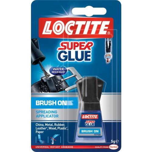 Loctite Super Glue Brush On 5gsm
