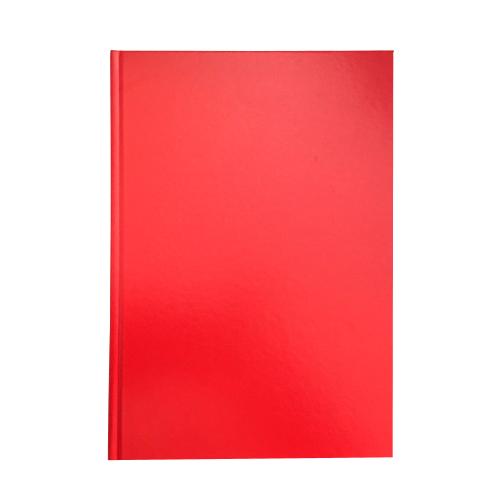 Hardback Sketch Book A4 Portrait Red SBCA4PPR
