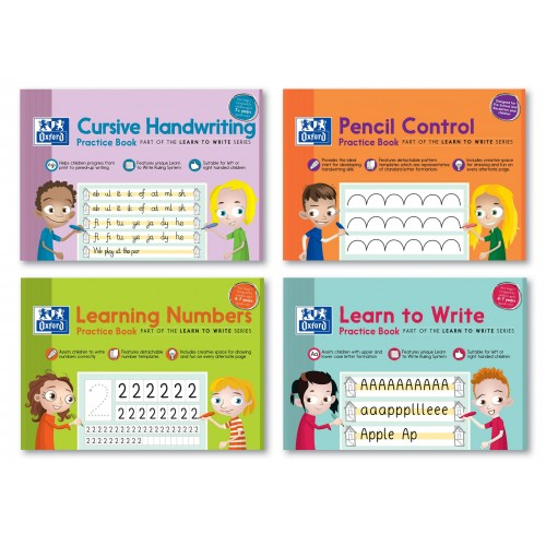 Oxford Home Learning Bundle