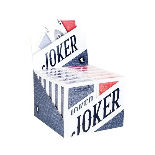 Joker Playing Cards Counter Display