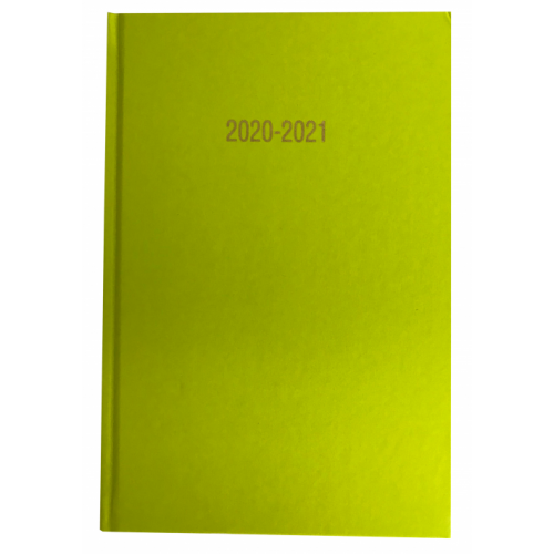 Academic Year Diary A5 Week To View Pistachio 2021/22