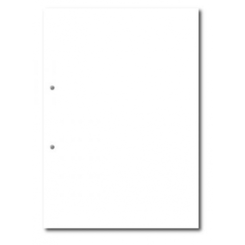 Exercise Paper A4 Plain Punched Pack 500s
