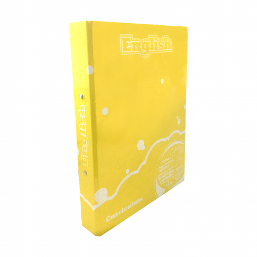 Curriculum Ring Binders A4 English