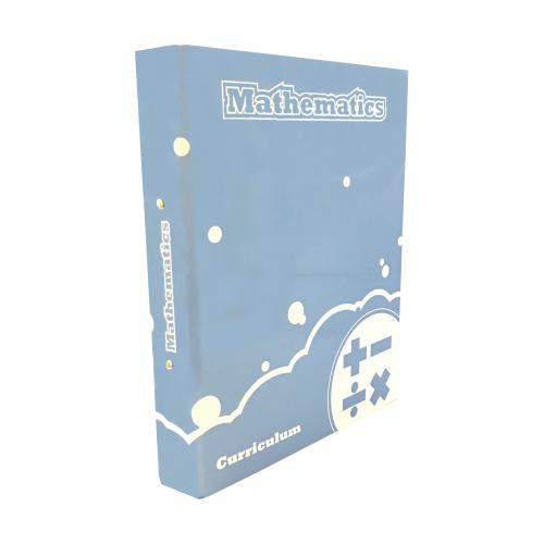 Curriculum Ring Binders A4 Mathematics