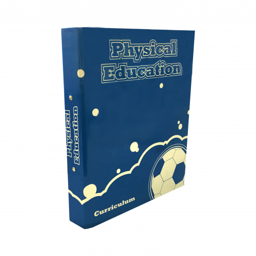 Curriculum Ring Binders A4 Physical Education