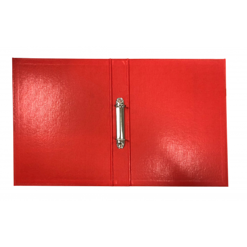 Pvc Ring Binders A4 2 Ring Red
