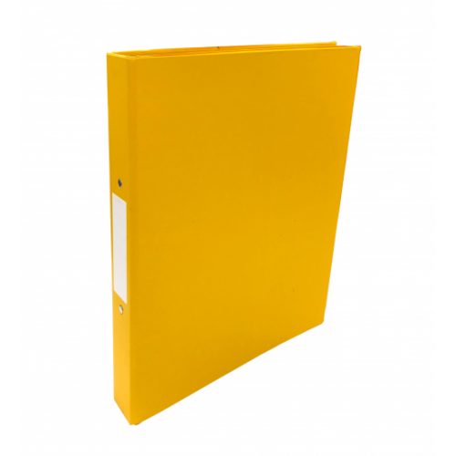 Pvc Ring Binders A4 2 Ring Yellow