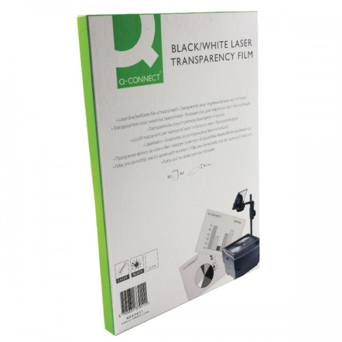Ohp Laser Film A4 Pack 100
