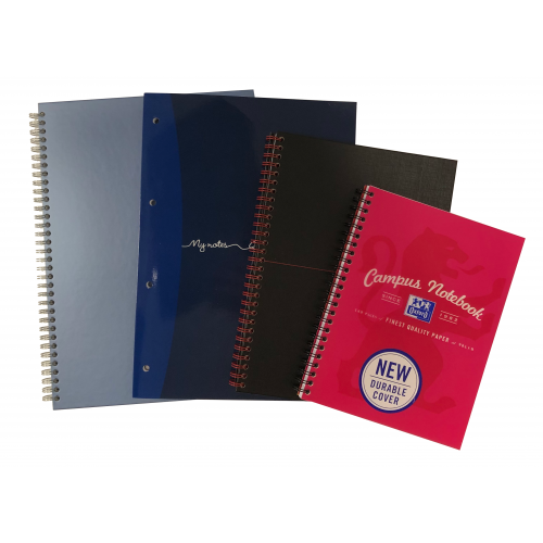 Notebook Retail Pack