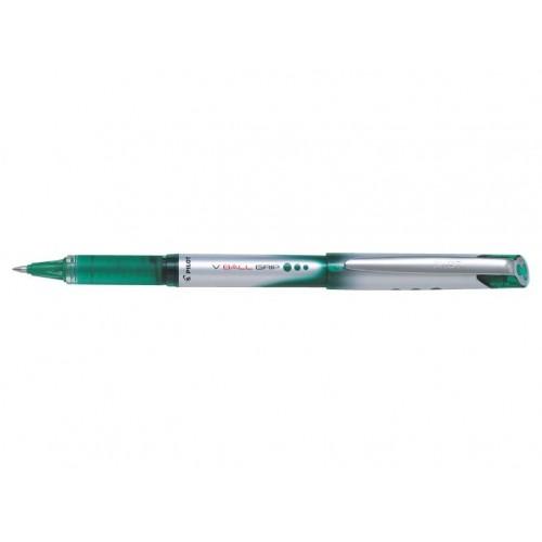 Pilot V Ball Grip Pens 0.7mm Green
