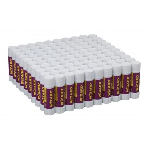 Wizard Glue Sticks 40g Bulk Box 100s