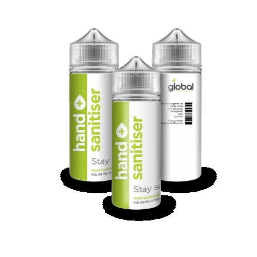 Hand Sanitiser Liquid Base Pack of 35 100ml