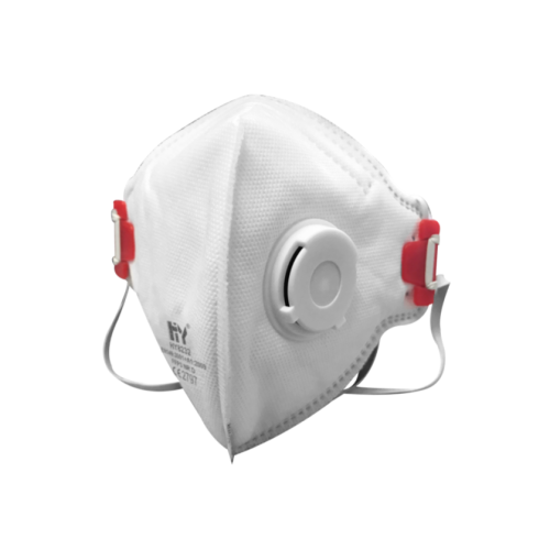 FFP3 Valved Respirator Face Mask Pack of 50