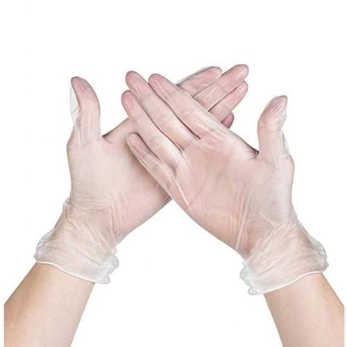 Vinyl Gloves Medium Pack of 100
