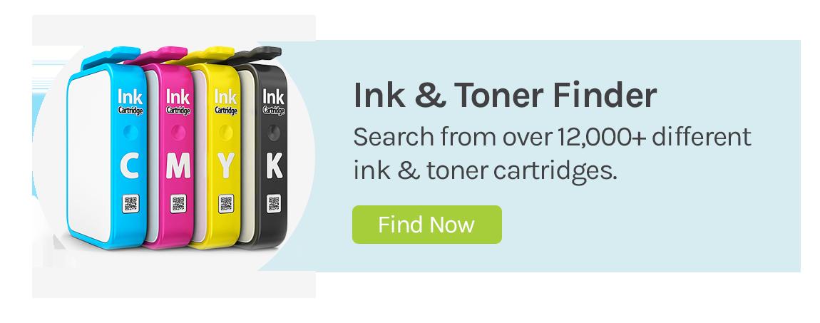 Find my ink & toner
