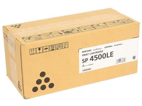 Ricoh 407323 Type SP4500 Standard 3k Black Toner