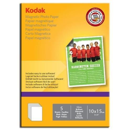 Kodak Magnetic Photo Paper 10x15cm 5740-020