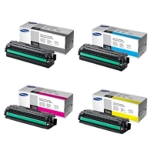 Samsung CLTK506L + CLTC506L + CLTM506L + CLTY506L BK/C/M/Y Toner Cart