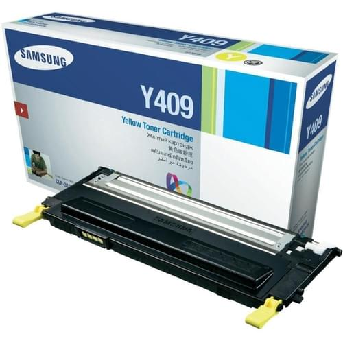 Samsung Y4092 Yellow Toner Cartridge