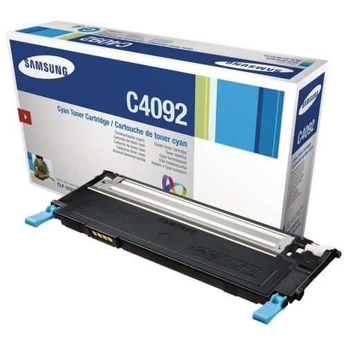 Samsung CLT-C4092S/ELS C4092S Cyan Toner