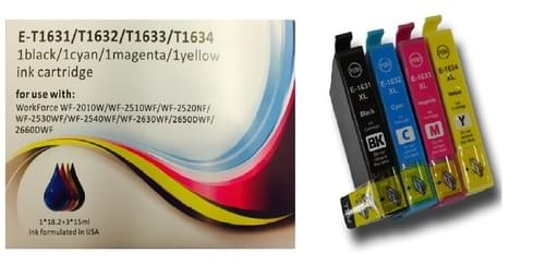 Compatible Epson 16XL Pen & Crossword Multipack