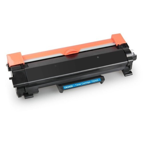 Twinpack Compatible Brother TN2420 Black High Yield Laser Toner Cartridge